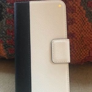 NWOT Kate Spade Phone Case IPhone Card Folio 7 8